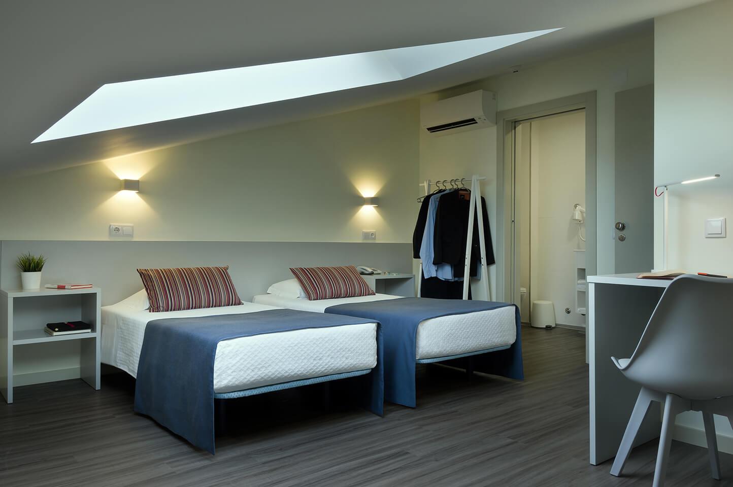 Quarto Duplo Hotel Cova Da Iria